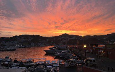 L'isola di Ponza e il mio caftano a lei dedicato!